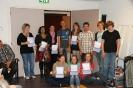 Laatste oefenavond 2011 en diploma uitreiking_5